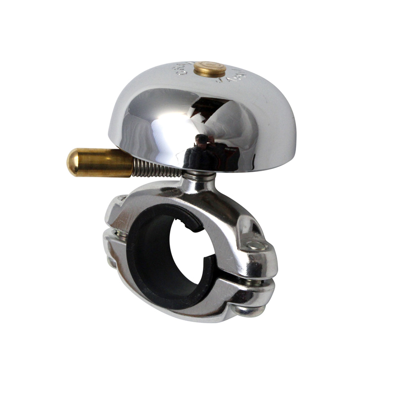 Crane Bell Karen Mini Alloy Clamp chrome